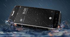 Smartphone resistente al agua Doogee T5 Lite con Android 6.0
