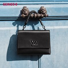 Handbag from the Louis Vuitton Spring-Summer 2017 SERIES 6 Campaign by Nicolas Ghesquière
