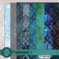 Paperpack Vol. 2 by Happy Scrap Arts