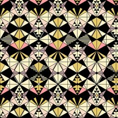 kaleidoscope by kimsa, click to purchase fabric