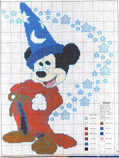 more Mickey on page. SOO want to do a kids room with just #Disney!