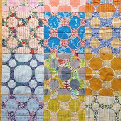 Weekend Inspiration: Everglade Quilt.