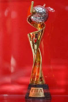 fifa women's world cup trophy - Google Search