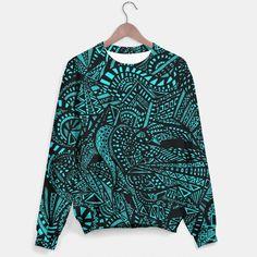 "Toni F.H Brand ""Cyan_Naranath Bhranthan"" #Sweater #Sweaters #shoppingonline #shopping #fashion #clothes #tiendaonline #tienda #sudaderas #sudadera #compras #comprar #ropa"