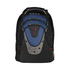 It features air-flow back padding and extra durable material on bottom to protect your laptop from accidental scratches. With quick pocket and removable accessory pouch, you can be rest assured that your trip will be an organized one. Laptop Rucksack, Computer Backpack, Men's Backpack, Black Backpack, Laptop Bags, Business Rucksack, 17 Laptop, Ipad, Backpack Reviews