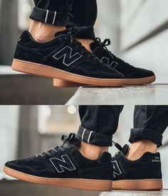 New Balance 288: Black/Gum