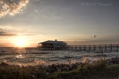 Sunset in Nags Head, NC