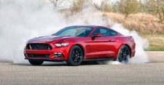 2018 Ford Mustang – Mach 1 may be in 2017