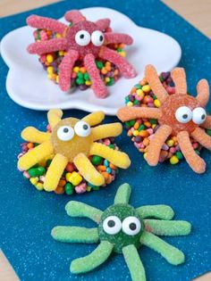Coral Critters from Candy Creations book