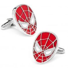 Buy SpiderMan Cuff Links Online at India.