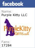 Purple kitty specializes in vintage knitting and crocheting patterns.  LOVE