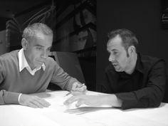 A-Cero: Joaquin Torres & Rafa llamazares