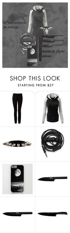 """Olympia Pelacure"" by lvkrause-2359 on Polyvore featuring T By Alexander Wang, Chrome Hearts, Urbanears, Stelton and growmywings"