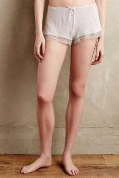 Eberjey Manuela Sleep Shorts - #anthroregistry