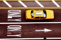 Photograph Taxi Reflections by Lisa  on 500px