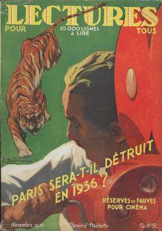 Dutriac - Lectures pour Tous 1933