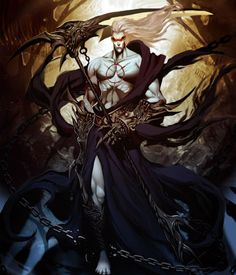 Hades -  Greek God - God of the Underworld