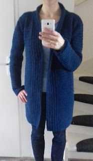 Haken & Maken: Wintervest haken Crochet Shoes, Crochet Poncho, Crochet Clothes, 0ne Piece, Long Vests, Textiles, Sweater Cardigan, Crochet Patterns, Knitting