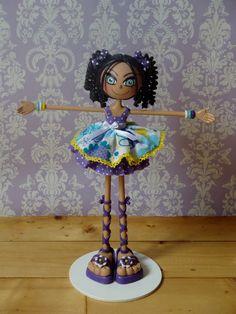 Porcelana fria, biscuit - Suporte Colares http://artdecreer2012.wix.com/astride