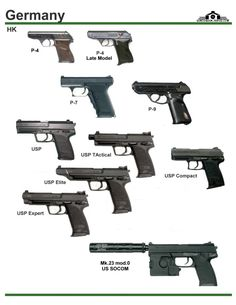 Германия: HK P4, P7, P9, HK USP Series Find our speedloader now!  http://www.amazon.com/shops/raeind