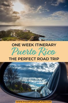Planning a trip to Puerto Rico? Instead of staying in San Juan, plan the perfect Puerto Rico road trip with this itinerary, covering ALL the highlights! | Puerto Rico Road trip itinerary | One week in Puerto Rico | How to plan the perfect Puerto Rico road trip itinerary | Puerto Rico itinerary for your first road trip in Puerto Rico | what to do in Puerto Rico | Puerto Rico travel tips | One week in Puerto Rico | 7 days in Puerto Rico | best things to do in Puerto Rico