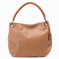 Michael Michael Kors Jet Set Medium Leather Tote found on Polyvore featuring bags handbags tote bags purses totes bolsa brown brown leather purse michael michael kors handbags and genuine leather tote
