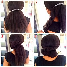 Click the image for Fifi's natural hair photos and regimen