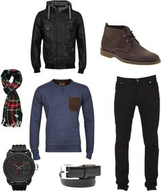 """""""Mens Casual City Wear"""" by mariel021003 on Polyvore *Paul*"""