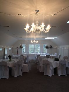 Springtime Fresh Wedding with Fairy lights #weddingbreakfast and fabulous flowers  #wedding #weddingdecor #bunting #purple #lilac #floral #archway #weddingceremony #newenglandstyle #spring #springtime #springtimefresh #fairylights #lighting #weddinglighting