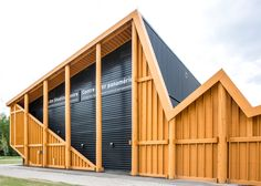 Toronto 2015 Pan American Games Shooting Venue / Magma Architecture