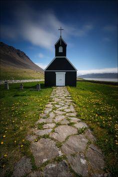 Blessings by Dennis Polklaser D-P Photography http://ift.tt/19WnCZ7 Saurbæjarkirkja Rauðisandu