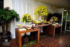Decoração Mesa de Doces Lilac Decoração e Eventos. Foto Emerson Correa