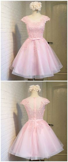 Pink homecoming dress - Prom Dress Classy, Pink Tulle Lace Prom Dresses, Lovely Formal Dresses for Teens, Party Dresses – Pink homecoming dress Formal Dresses For Teens, Cheap Evening Dresses, Wedding Dresses Plus Size, Cheap Dresses, Sexy Dresses, Summer Dresses, Tight Dresses, Tailored Dresses, Sparkly Dresses