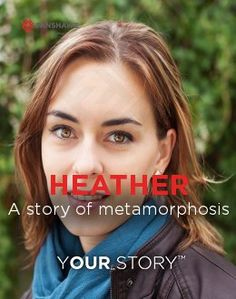 See Heather's Story. Share Yours. Win.