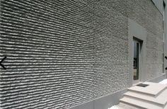 Beton matricé -Facade- Reckli