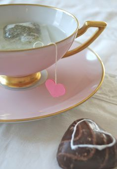 Time for love, time for tea!