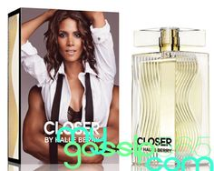HALLE BERRY LAUNCHES NEW PERFUME 'CLOSER' |MYGOSSIP565.COM