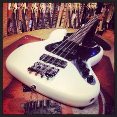 Fender Jazz Bass Modern Player bye bye! #fender #jazzbass #bassline #bassguitar