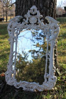 Mirrors in Decor & Housewares - Etsy Home & Living  I like this vintage look