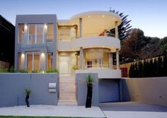 awesome Nice Beach House Designs With White Rounds - Stylendesigns.com!