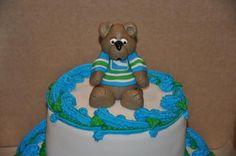 Canucks gumpaste bear birthday cake, grandmas birthday is coming up! Grandma Birthday, Bear Birthday, Birthday Cake, Vancouver Canucks, Kandi, Gum Paste, Delish, Cakes, Desserts