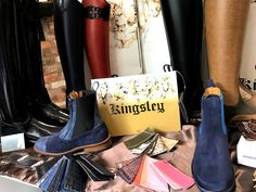 Something very exciting is happening at Equiport! Kingsley - UnitedKingdom Riding Boots are arriving soon. Horse Riding Boots, Show Jackets, Show Horses, Equestrian, Fashion, Moda, Fashion Styles, Riding Boots, Horseback Riding
