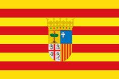 Turoliense: Bandera de Aragón
