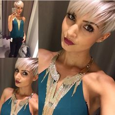 Image result for short haircut 2016
