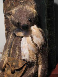 The Old Post Office Bears - Artist Bears and Handmade Bears