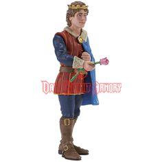 Un príncep és un membre de la família regnant, normalment el fill del rei.