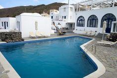 Best hotel values in Santorini