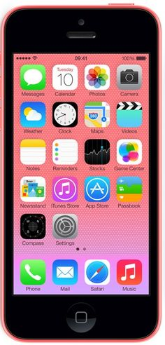 Apple Iphone 5C  Pink http://www.intomobilephones.co.uk/apple/iphone-5c/deals/pink-colour/