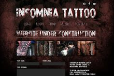 Insomnia Tattoo. In need of some ink? This is your guy.     THE BEST PARTY IN WEST YORKSHIRE