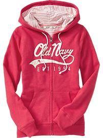 My favorite kind of hoodie